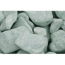 Камень порфирит шлифованный (8-15 см) мешок 20 кг для электрокаменки