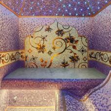 Римская баня в частной СПА-зоне