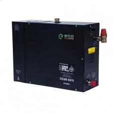 Парогенератор для хаммама - турецкой бани EcoFlame KSB45C 4,5 кВт з кнопкою